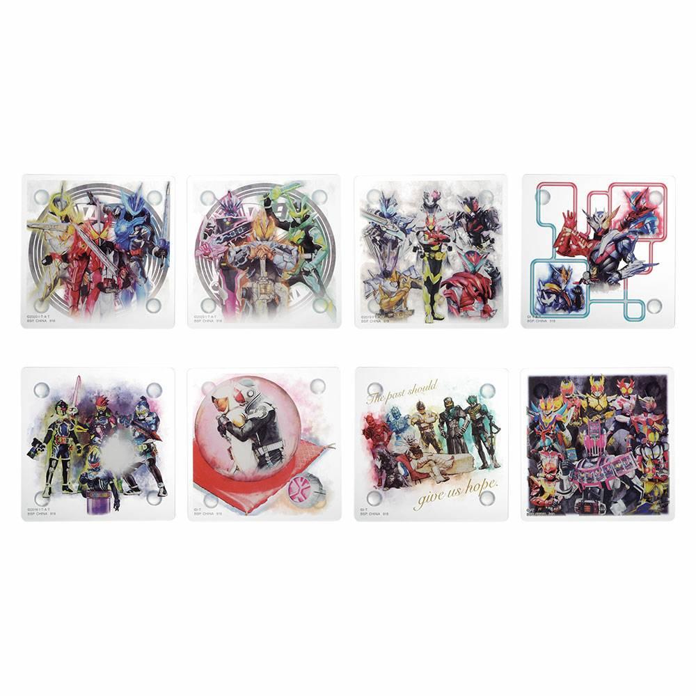 一番くじ 仮面ライダーセイバー NO.03 feat.レジェンド仮面ライダー【2021年7月】 F賞:アクリルコースター