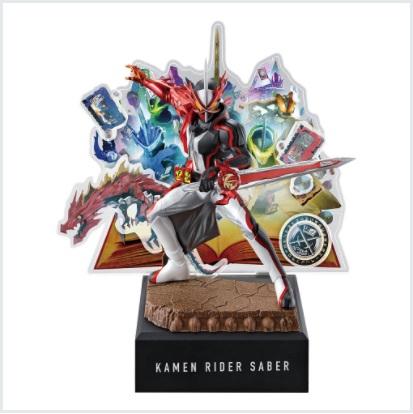 一番くじ仮面ライダーセイバー【no.02】 A賞:WORLDLISE 仮面ライダーセイバー