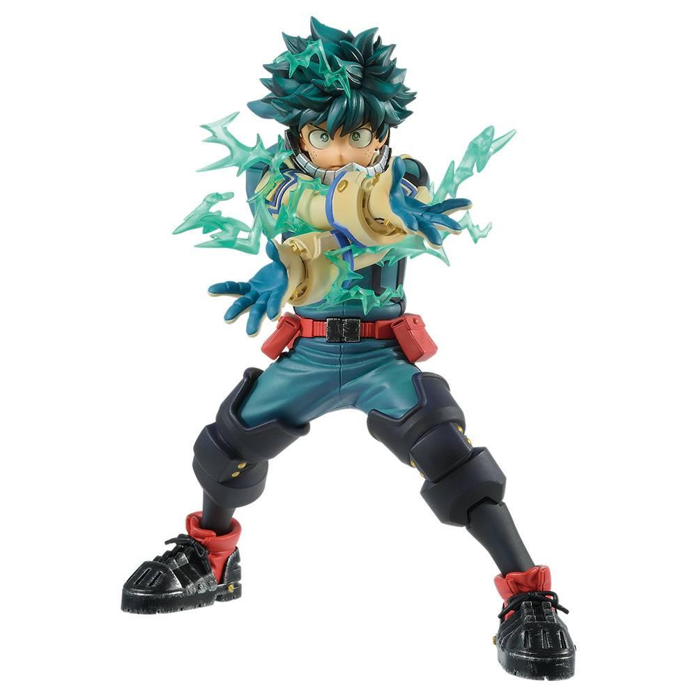 ヒロアカ一番くじHERO VS VILLAINS【2021年8月】 A賞:緑谷出久;figure