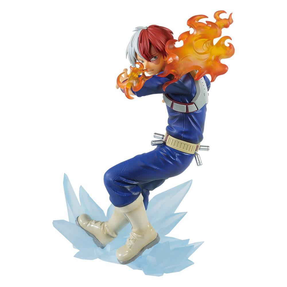 ヒロアカ一番くじHERO VS VILLAINS【2021年8月】 C賞:轟焦凍;figure