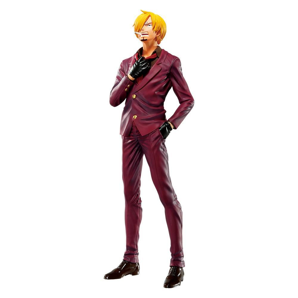 ワンピース一番くじ【2021年9月】 C賞:サンジ 討ち入り フィギュア