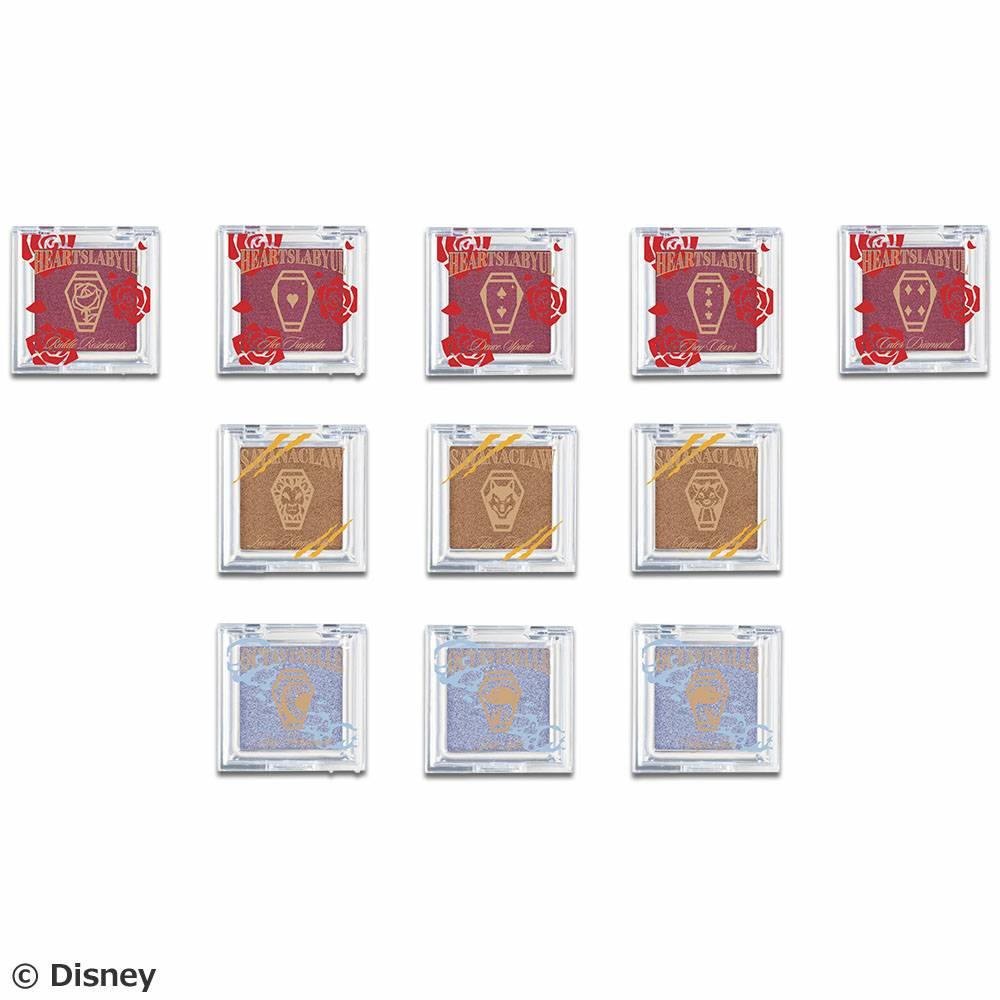 一番コフレ『ディズニー ツイステッドワンダーランド』part1 C賞:フェイスカラーコレクション ver.A