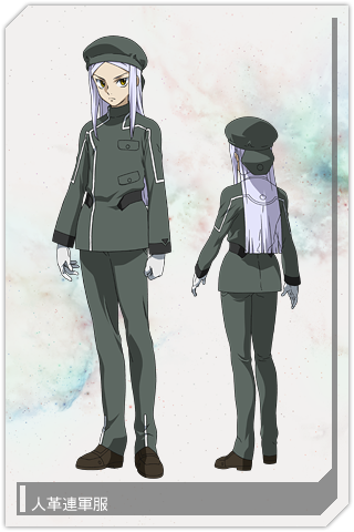 機動戦士ガンダム00「ソーマ・ピーリス」