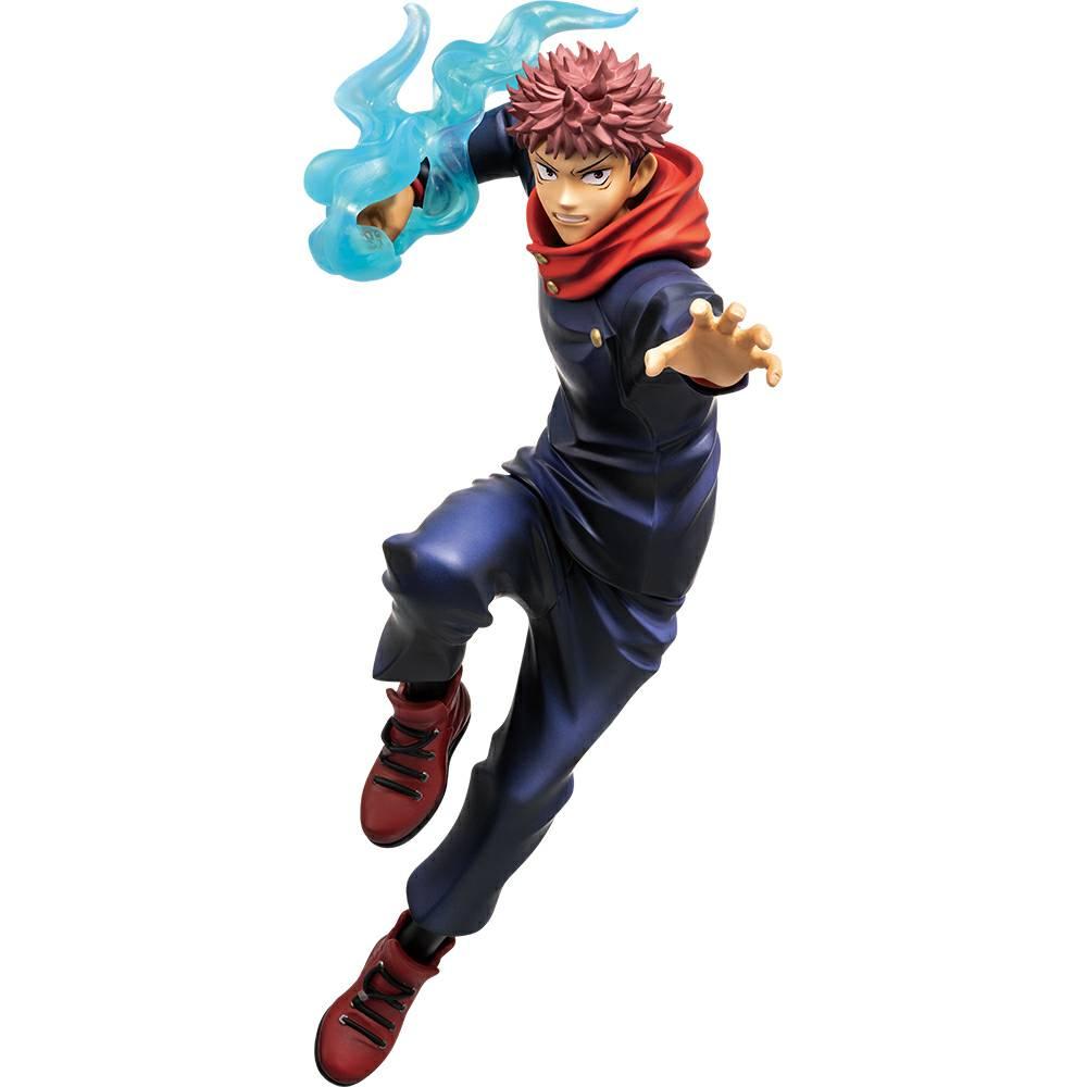 呪術廻戦一番くじ弐【2021年9月】 A賞:虎杖悠仁フィギュア