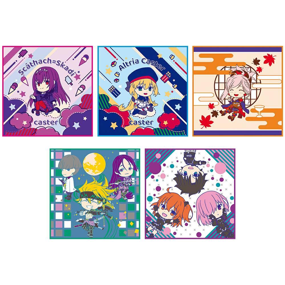 FGO一番くじ【cosmos】 E賞:ハンドタオル